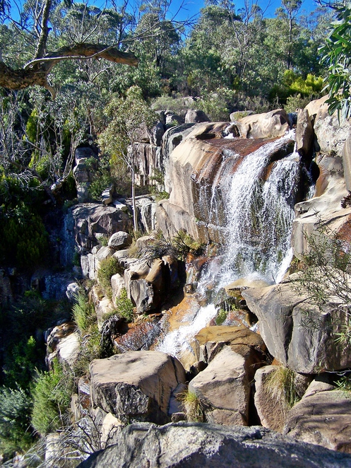 gibralter falls, canberra, ACT, things to do, top things to do