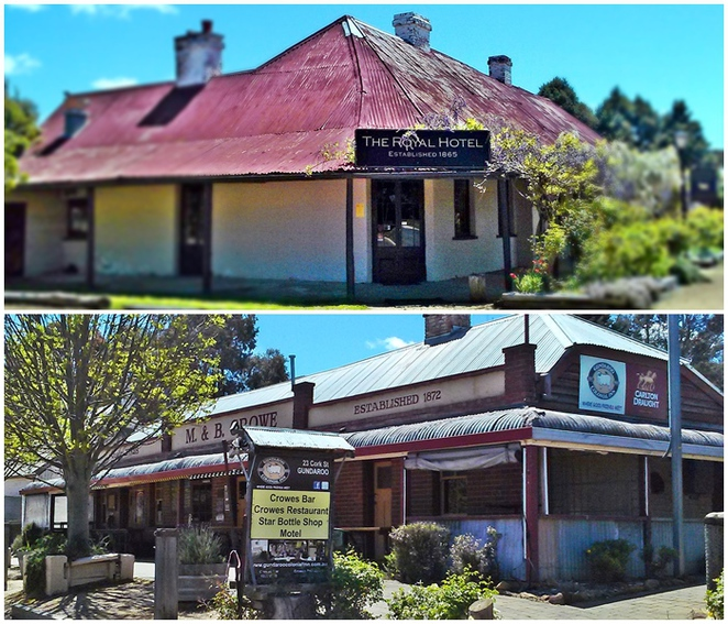 gundaroo, NSW, day trips from canberra, historical towns, ACT, road trips,
