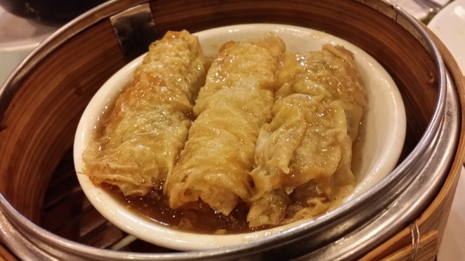 Hanson Palace Restauant, Steamed Bean Curd Rolls, Adelaide