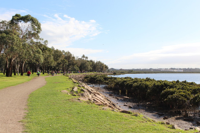 hastings foreshore reserve