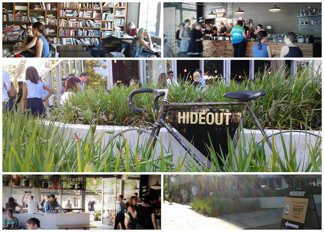 hideout, cafe, coffee, barton, canberra, hidden cafes in canberra, ACT, best cafes, best coffee,
