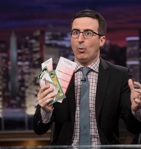 John oliver, Last Week Tonight,