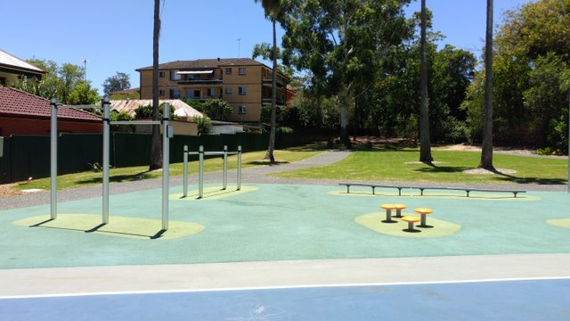 jubilee park mortdale playground adult exercise gym