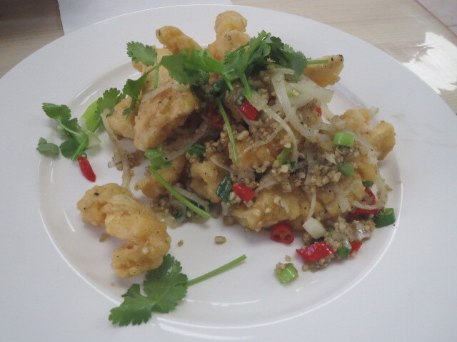 Lai's Pantry, Salt and Pepper Squid, Adelaide