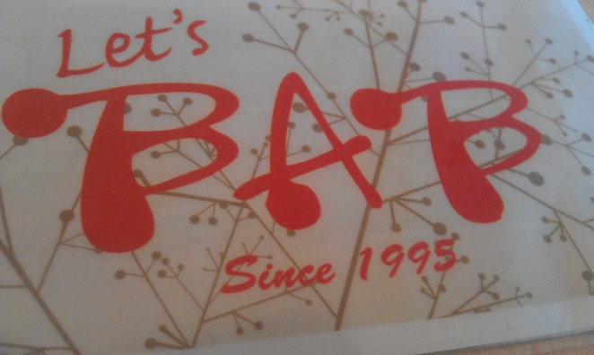 Let's Bab Cafeteria
