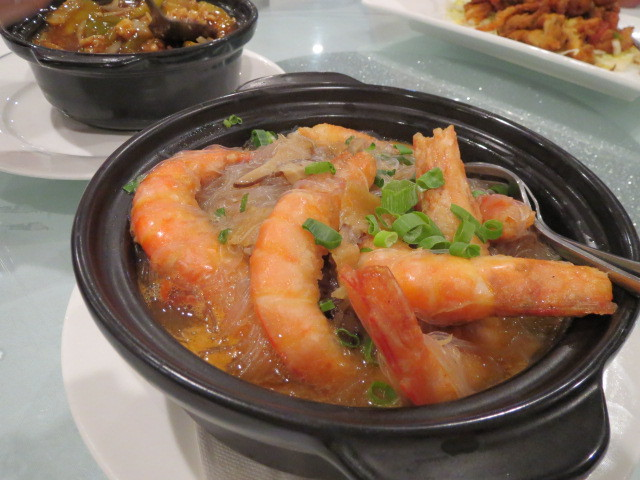 Little Canton, Prawn and Vermicelli Hot Pot, Adelaide