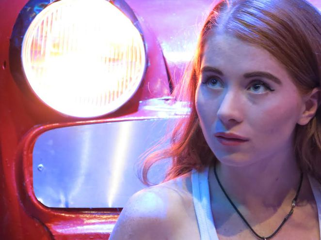 maddy mcwilliam, shut up & drive, kings cross theatre, kings cross hotel