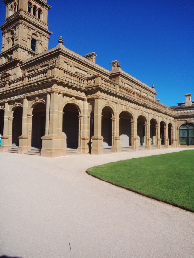 The Historic Werribee Park Mansion Melbourne By