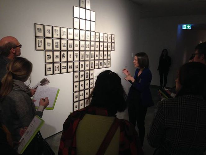 MCA Chief Curator Rachel Kent introduces the work of 'Annette Messager: motion / emotion'