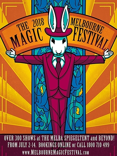 Melbourne Magic Festival, MagicSports, Improvisation, TheatreSports, Tim Ellis, Melba Spiegeltent, Collingwood, hat trick
