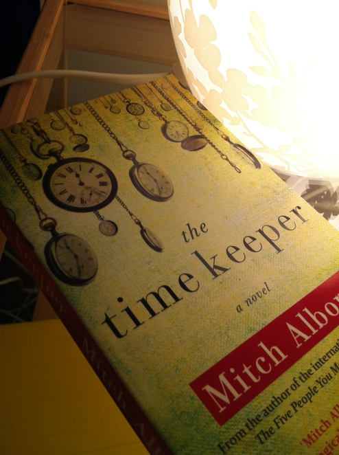 Mitch Albom, The Timekeeper