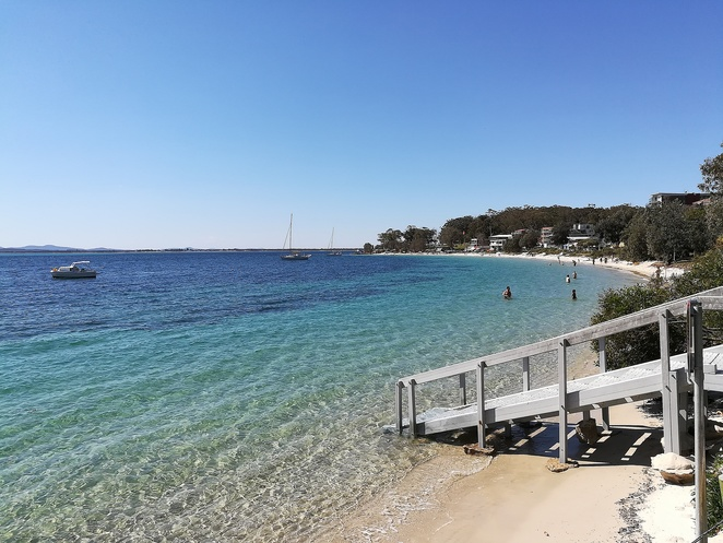 nelson bay, port stephens, NSW, things to do, road trip from sydney, quick trip, weekend trip, port stephens, swimming, bays, family friendly, things to do, shoal bay, little beach,