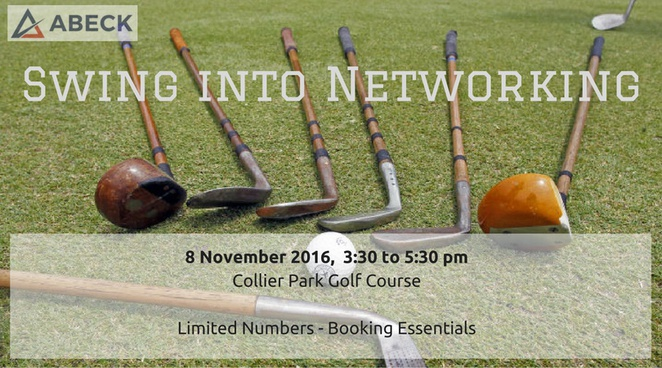 Swing into Networking with Abeck