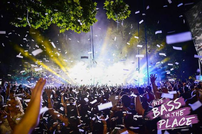 new years eve, canberra, 2017, 2018, bass in the place, canberra, ACT, events, festivals,