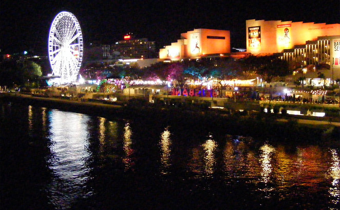 South Bank hosts the night noodle markets for 2 weeks