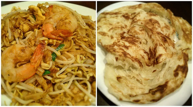 papparich, canberra, ACT, malaysian restuarant, asian restuarant, canberra, ACT, canberra centre, laksa, noodles, roti