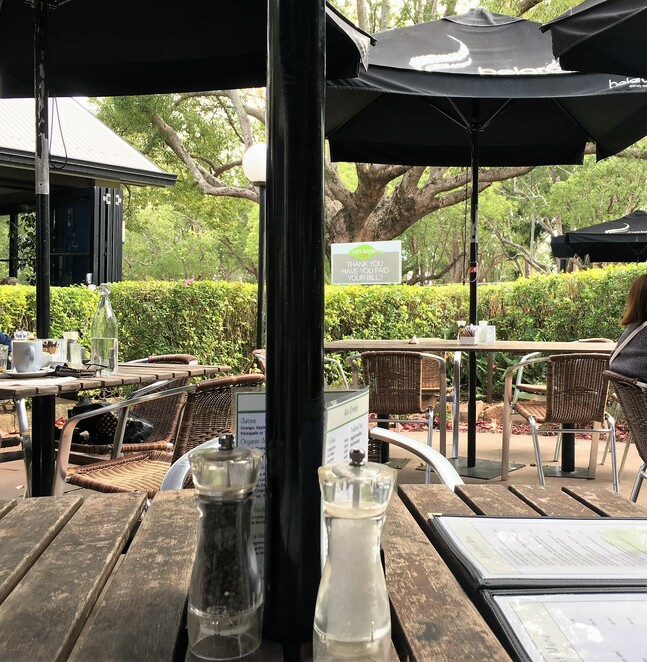 Park House Cafe Toowoomba