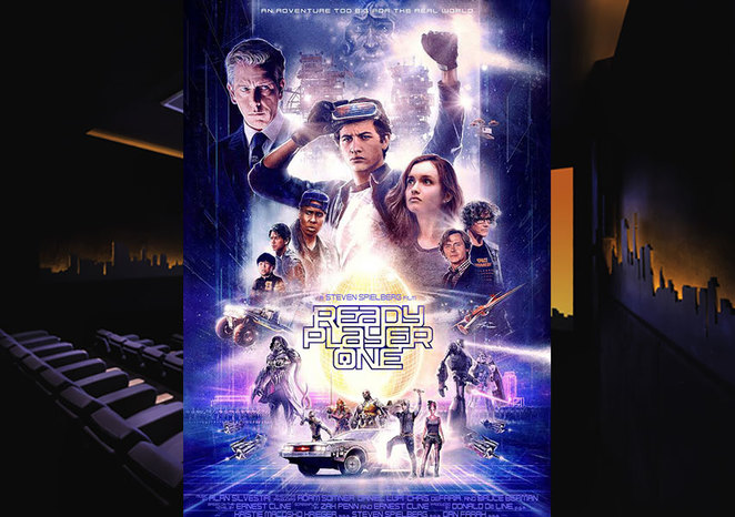 Perth Homeless Support Group Movie Night. Ready Player One