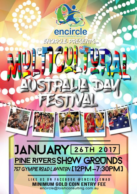 pine rivers, australia day, showgrounds, multicultural