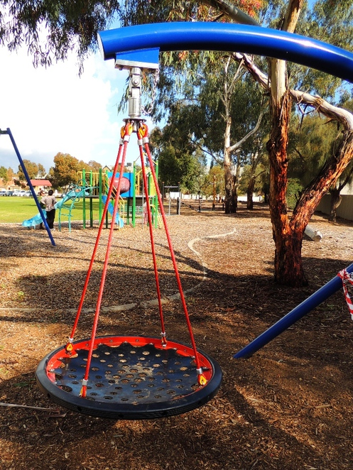 playground in, a playground, playgrounds, playground for children, park in adelaide, adventure playground, play equipment, gym and fitness, exercise equipment, pod swing