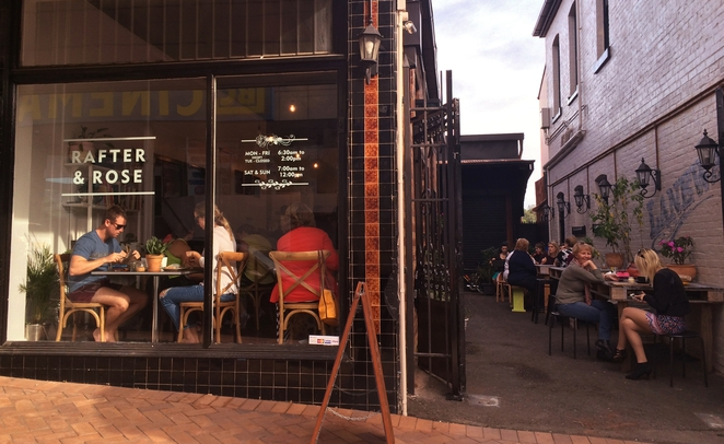 Rafter & Rose, Rafter and Rose, Ipswich cafes, Rafter and Rose Ipswich, Rafter & Rose Ipswich