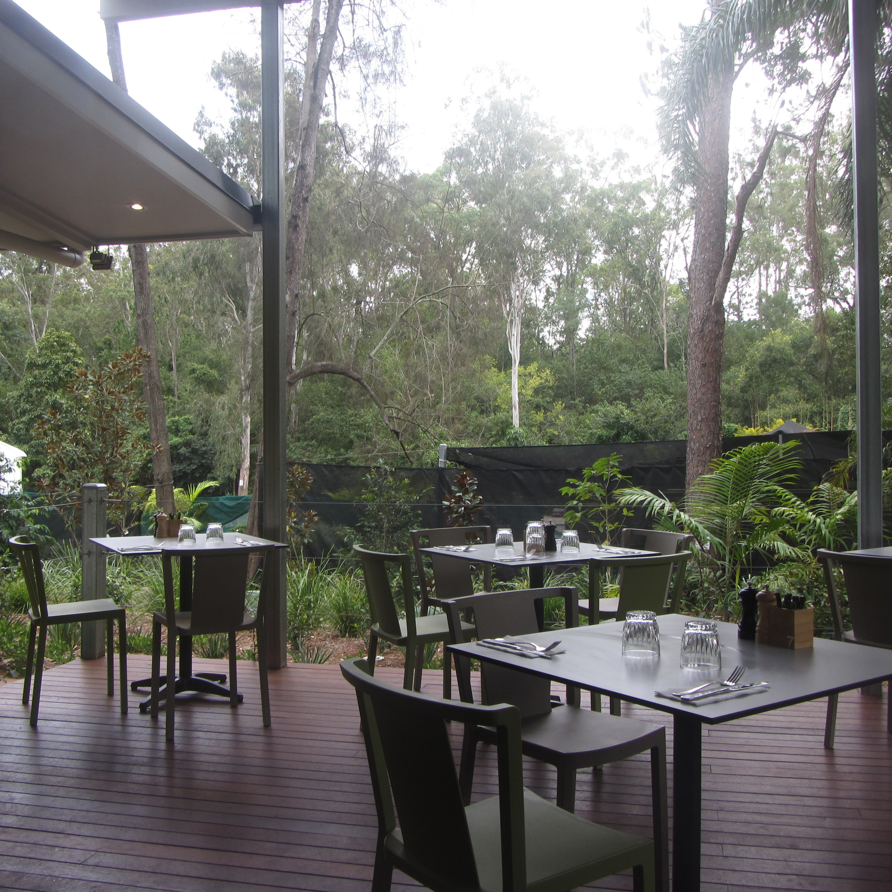 The Wild Canary Restaurant Brisbane