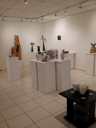 Sculpture, Petrie Terrace Gallery, Printmaking, life drawing