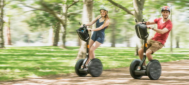 seg glide ride, canberra, segways, gift experience, gift voucher, gift cards, tours, segway hire,