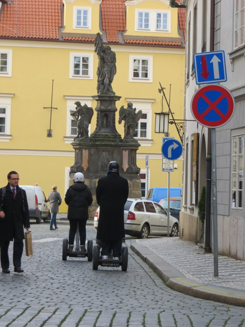 segway, prague