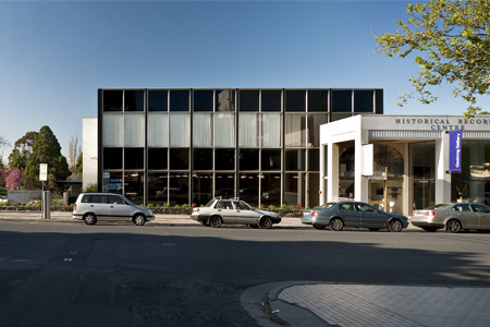 Side View, Old Geelong Library
