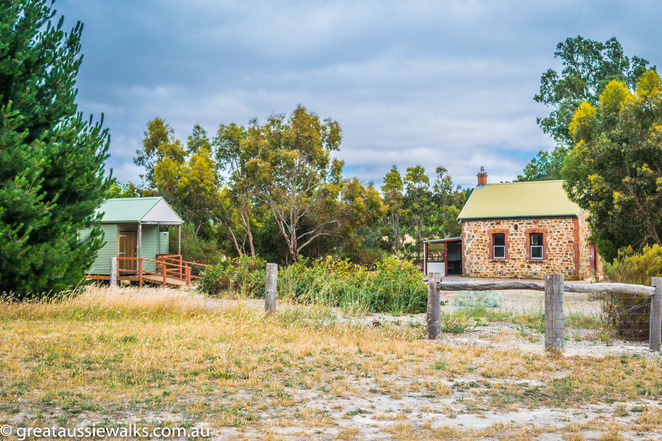 South Australia, camping, hut, walk