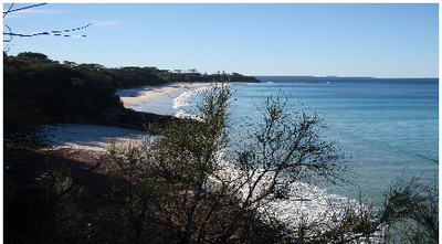 South End Nelsons Beach