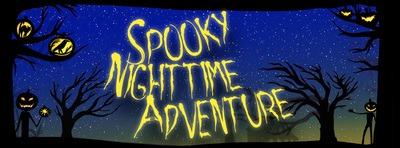 Spooky Nighttime Adventure