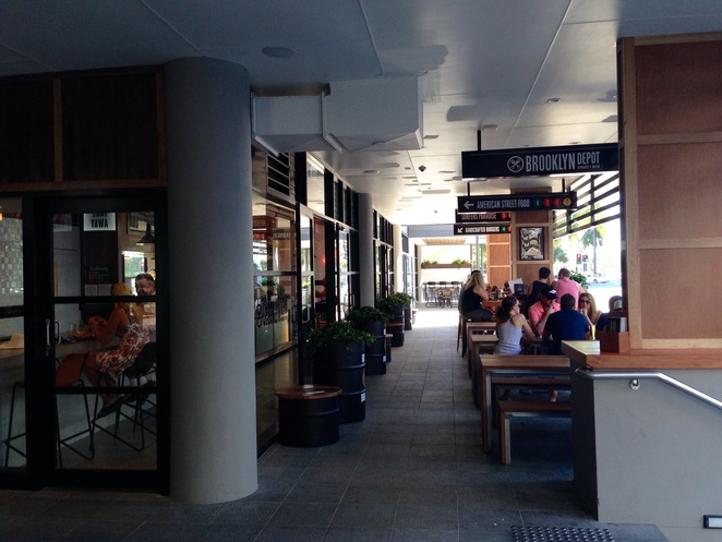 The 4217, surfers paradise, dining, creative space, Gold Coast dining, artisan, coffee in surfers, old transit centre