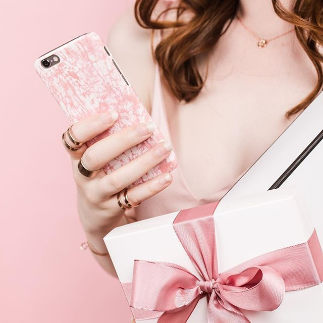 the dairy, personalised phone case