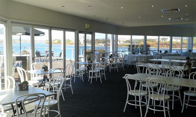 the deck, regatta point, cafes, restuarants, best views, ACT, lake burley griffin, breakfast, lunch, functions, weddings,