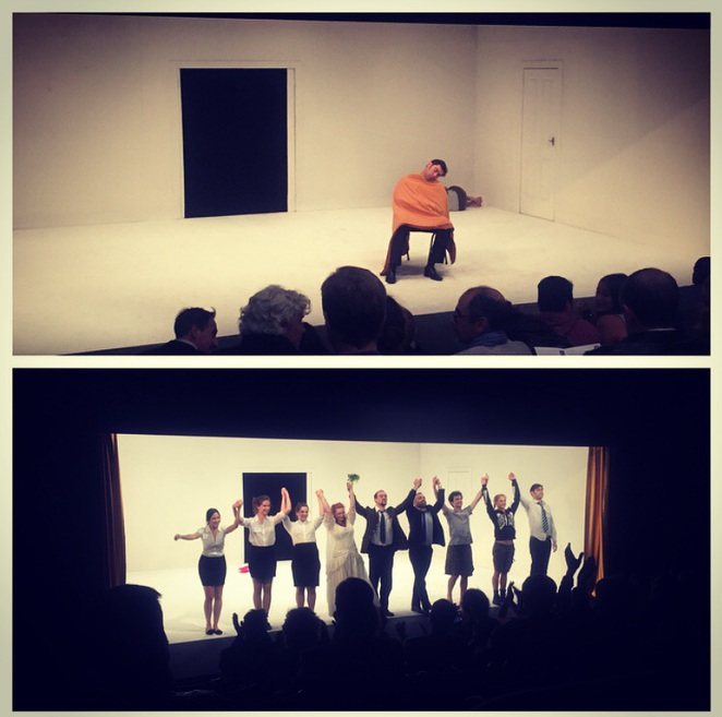 The monologue project, performance art, new theatre newtown, extraordinary unusual, episode 3, Pete Malicki