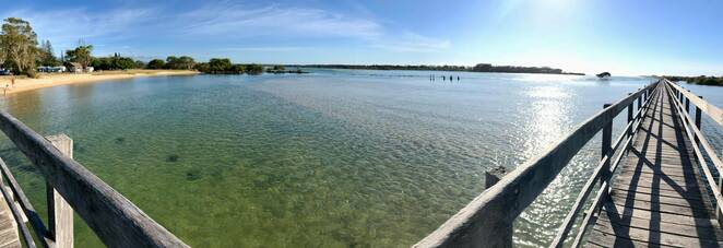 Perfect days out at Urunga Lagoon and Boardwalk