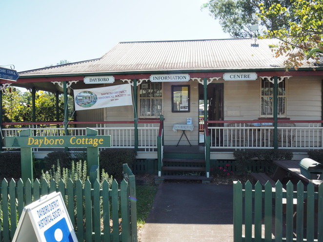 Visitor Information Centre, The Town of Yesteryear