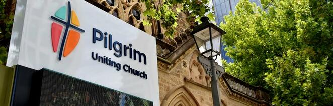 Welcome to Pilgrim Uniting