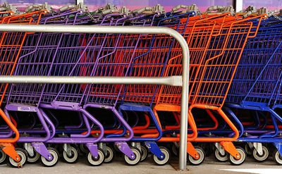 Image Courtesy of Wikipedia. Shopping Carts by Jim
