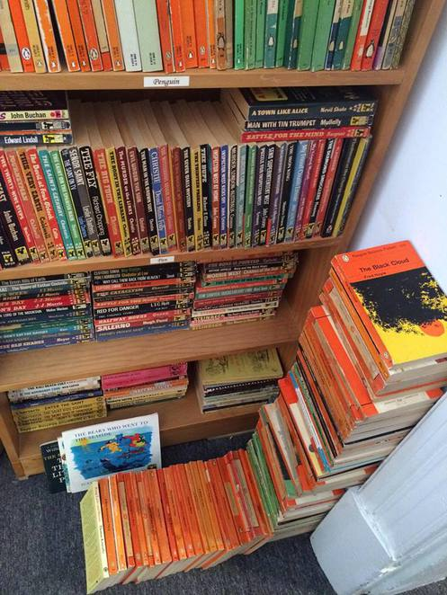 Adelaide, Book Store, Second Hand, Amazing, Norwood, Kensington Road, Eastern Suburbs, Vintage, Shakespeare, Charles Bukowski, Penguin Books.
