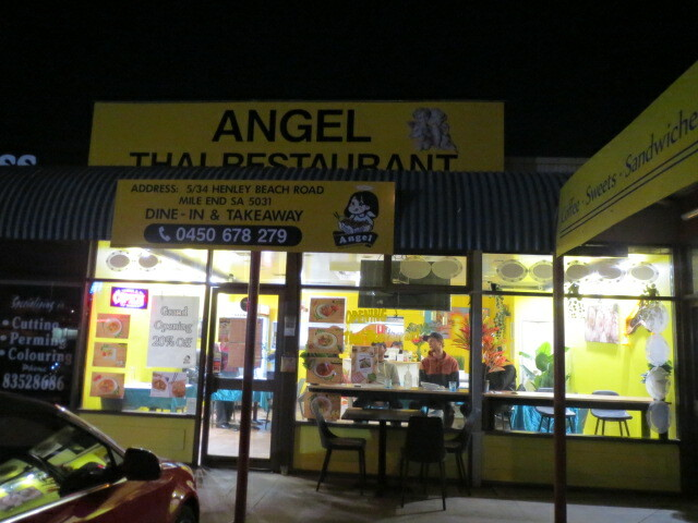 Angel Thai, Adelaide