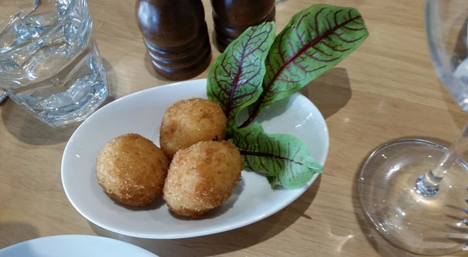 arancini, etna pizza pasta west ryde, woodfired pizza west ryde, italian restaurants ryde