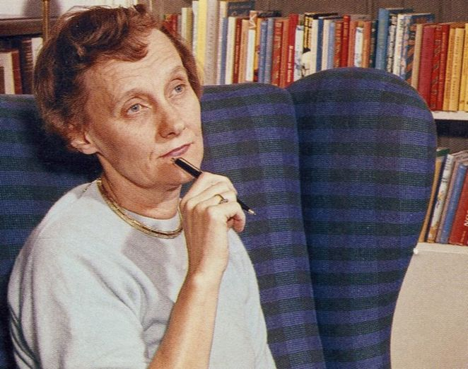 Astrid Lindgren, authors born in November