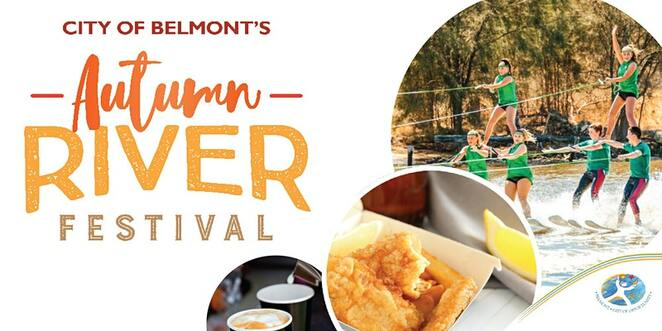 autumn river festival 2021, community event, fun things to do, garvey park, city of belmont, free activities, entertainment, fun day