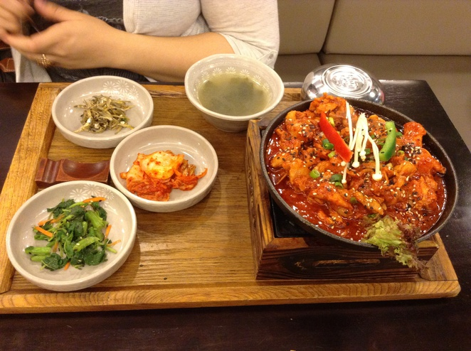 oiso korean traditional cuisine ikano