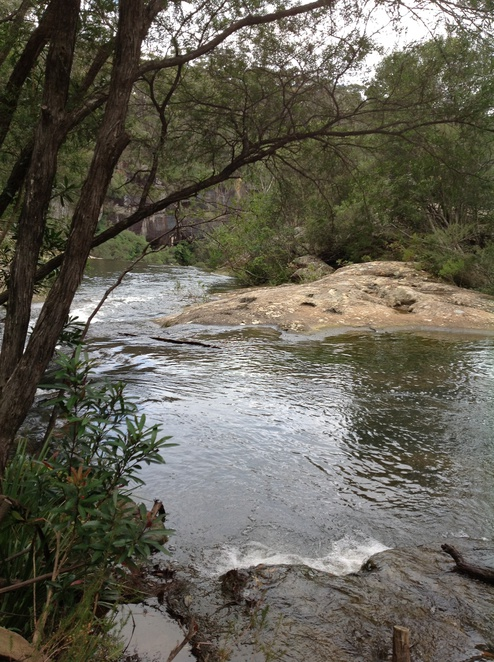 Barrengarry Creek