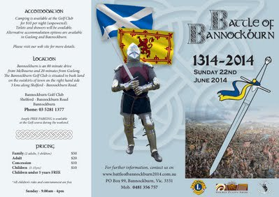 battle bannockburn 2014 knight, sword, medieval