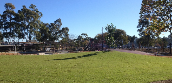 Birriwa Reserve Outdoor Youth Space Mount Annan